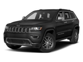 Used 2017 Jeep Grand Cherokee Limited   4X4   ONE Owner   Fully Equipped for sale in Kingston, ON
