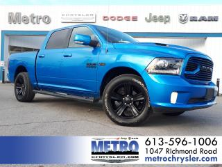 Used 2018 RAM 1500 Sport Fully Loaded Mint for sale in Ottawa, ON