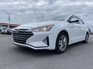 Used 2020 Hyundai Elantra Preferred IVT for sale in Kingston, ON