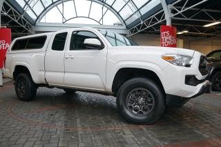 Used 2016 Toyota Tacoma SR5 W/ LEER CANOPY for sale in Vancouver, BC