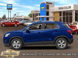 Used 2016 Chevrolet Trax LT  - Low Mileage for sale in St Catharines, ON