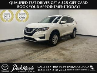 Used 2020 Nissan Rogue S for sale in Sherwood Park, AB