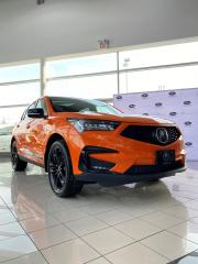 New 2021 Acura RDX PMC Edition for sale in Maple, ON