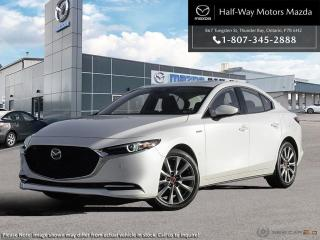 New 2021 Mazda MAZDA3 100th Anniversary Edition for sale in Thunder Bay, ON
