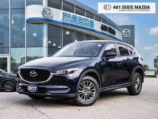 Used 2017 Mazda CX-5 GS |HEATED SEATS|NAVIGATION|1.99% FINANCING AVAILA for sale in Mississauga, ON