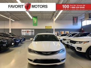 Used 2016 Chrysler 200 Limited|BACKUP CAM|HEATED SEATS|+++ for sale in North York, ON