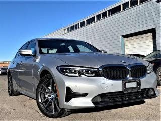 Used 2019 BMW 3 Series 330i X DRIVE |SUNROOF|DIGITAL CLUSTER|NAVI|ALLOY|REAR VIEW! for sale in Brampton, ON