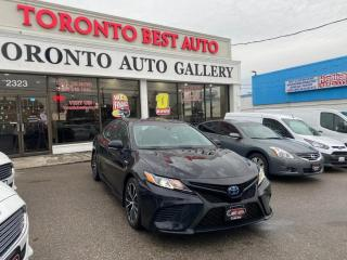 Used 2018 Toyota Camry HYBRID Auto for sale in Toronto, ON