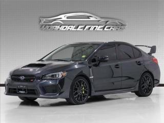 Used 2019 Subaru WRX STI Limited, Recaro, 6MT for sale in Concord, ON