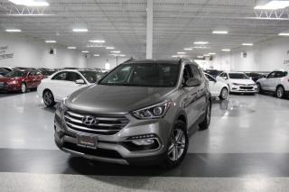 Used 2018 Hyundai Santa Fe Sport REAR CAM I HEATED SEATS I POWER OPTIONS I KEYLESS ENTRY I BT for sale in Mississauga, ON