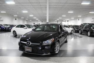 Used 2017 Mercedes-Benz CLA-Class CLA250 4MATIC I NAVIGATION I REAR CAM I HEATED SEATS I BT for sale in Mississauga, ON