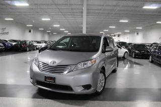 Used 2017 Toyota Sienna LE AWD NO ACCIDENTS I NAVIGATION I REAR CAM I HEATED SEATS for sale in Mississauga, ON
