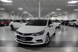Used 2017 Chevrolet Cruze LT I REAR CAM I CARPLAY I HEATED SEATS I POWER OPTIONS I BT for sale in Mississauga, ON