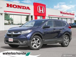 Used 2018 Honda CR-V EX-L for sale in Waterloo, ON