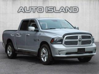 Used 2014 Dodge Ram 1500 SPORT**CREW CAB**4X4* for sale in North York, ON
