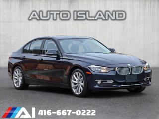 Used 2013 BMW 320i xDrive XDRIVE**LEATHER**SUNROOF** for sale in North York, ON