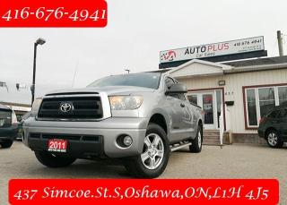 Used 2011 Toyota Tundra 4WD Double Cab 146