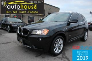 Used 2013 BMW X3 328I / X-Drive / PANO-ROOF/ TWIN-POWER / LEATHER/ NAV / for sale in Newmarket, ON