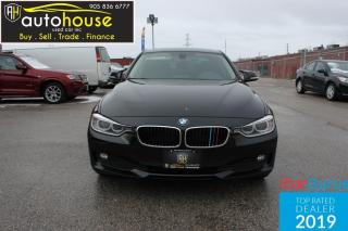 Used 2012 BMW 3 Series TWIN TURBO / MANUAL /320 / LEATHER / M-RIMS / HEATEDSEAT for sale in Newmarket, ON