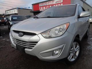 Used 2012 Hyundai Tucson FWD 4dr I4 Auto GLS for sale in Brampton, ON