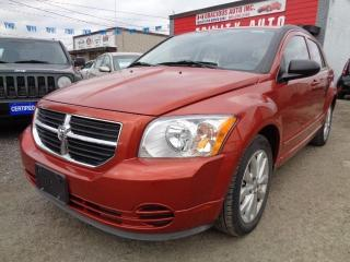 Used 2009 Dodge Caliber 4DR HB SXT for sale in Brampton, ON
