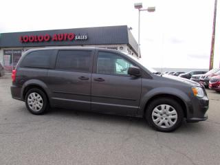 Used 2016 Dodge Grand Caravan SE 7 Passenger No Accident One Owner Auto Certified for sale in Milton, ON