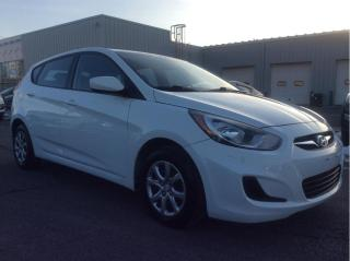 Used 2013 Hyundai Accent GL - Automatic - Low KM's - Local Trade for sale in Cornwall, ON