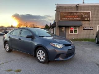 Used 2015 Toyota Corolla CE for sale in Kingston, ON