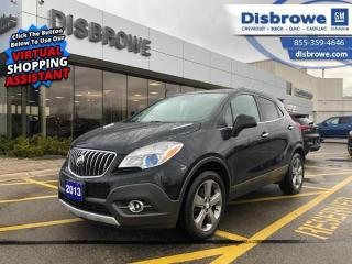 Used 2013 Buick Encore Convenience for sale in St. Thomas, ON