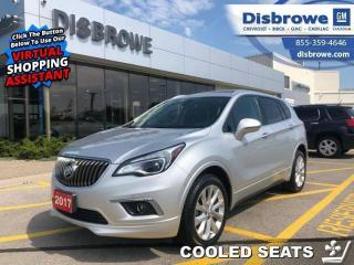Used 2017 Buick Envision Premium II for sale in St. Thomas, ON