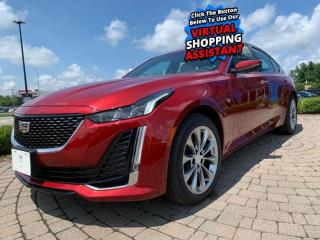 Used 2020 Cadillac CTS Premium luxury for sale in St. Thomas, ON