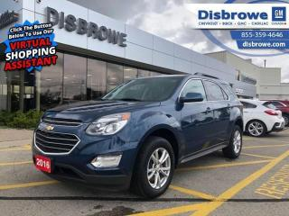 Used 2016 Chevrolet Equinox LT for sale in St. Thomas, ON