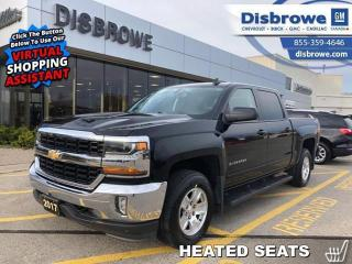 Used 2017 Chevrolet Silverado 1500 LT for sale in St. Thomas, ON