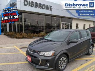 Used 2018 Chevrolet Sonic LT for sale in St. Thomas, ON