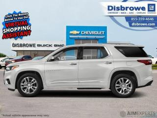 Used 2021 Chevrolet Traverse Premier for sale in St. Thomas, ON