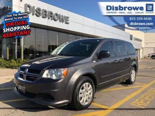 Used 2017 Dodge Grand Caravan Canada Value Package New Tires! for sale in St. Thomas, ON
