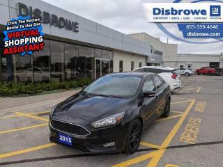 Used 2015 Ford Focus SE for sale in St. Thomas, ON