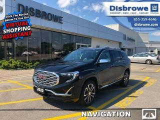 Used 2020 GMC Terrain Denali for sale in St. Thomas, ON