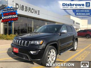Used 2017 Jeep Grand Cherokee Limited - Low Mileage for sale in St. Thomas, ON