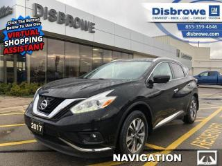 Used 2017 Nissan Murano for sale in St. Thomas, ON