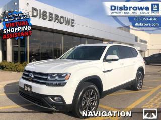 Used 2019 Volkswagen Atlas HIGHLINE for sale in St. Thomas, ON