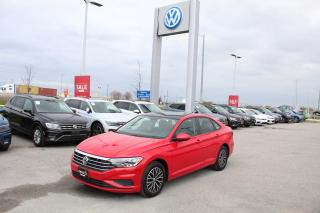 Used 2019 Volkswagen Jetta 1.4L TSI Highline Auto for sale in Whitby, ON