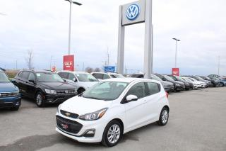 Used 2019 Chevrolet Spark 1.4L LT for sale in Whitby, ON