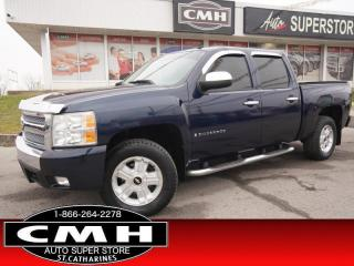 Used 2008 Chevrolet Silverado 1500 LT for sale in St. Catharines, ON