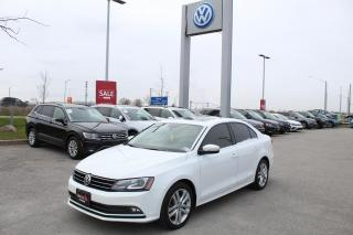 Used 2015 Volkswagen Jetta Sedan 1.8 TSI Highline for sale in Whitby, ON