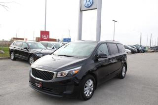 Used 2016 Kia Sedona 3.3L LX for sale in Whitby, ON