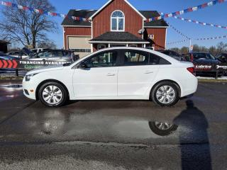 Used 2014 Chevrolet Cruze 1LT for sale in Dunnville, ON