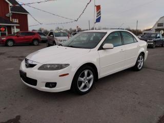 Used 2008 Mazda MAZDA6 S for sale in Dunnville, ON