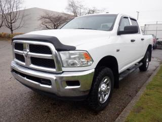 Used 2017 RAM 2500 Crew Cab Short Box 4WD for sale in Burnaby, BC