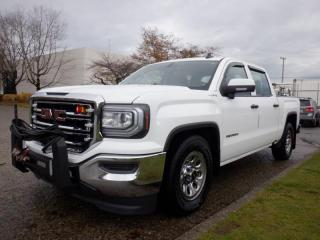 Used 2016 GMC Sierra 1500 Crew Cab Long Box 4WD for sale in Burnaby, BC